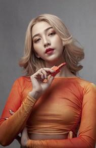 韩系美女艺术人体摄影精美图片