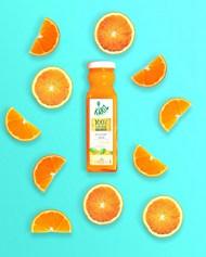 鲜橙果汁饮料图片下载