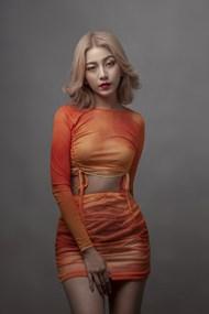 韩国性感美女人体模特图片下载