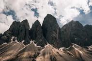 蓝天白云石林风景图片大全