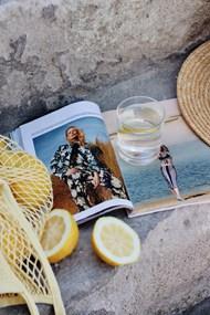 欧美时尚人物杂志图片