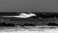 海洋波浪景观图片下载