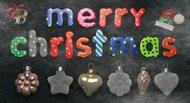 圣诞问候语主题背景图片大全