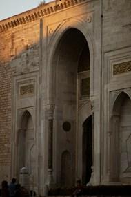 古建筑拱门高清图片