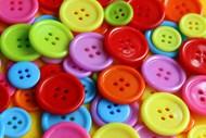 彩色纽扣图片