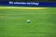 绿茵地足球运动场图片素材