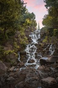 绿色原生态山水风景图片大全