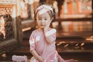 软萌可爱小女孩精美图片