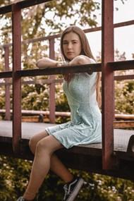 欧美气质素颜美女摄影图片下载