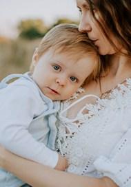 温馨母子照高清图片