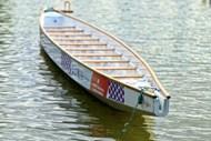 湖面小渔船图片大全
