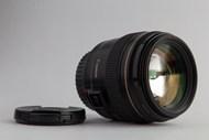佳能数码单反相机镜头特写图片素材