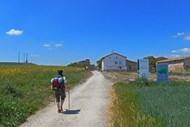背包徒步乡村旅行精美图片