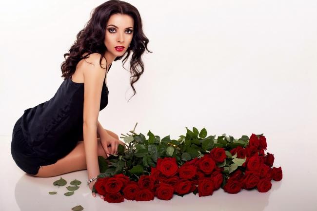 美女人体艺术模特照片图片