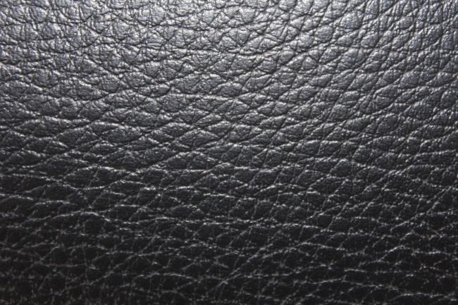 黑色皮革纹理背景精美图片