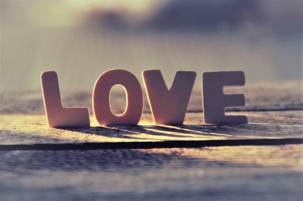 唯美非主流LOVE高清图片