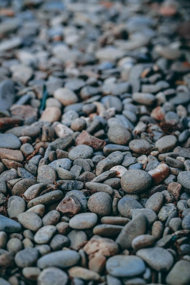 天然鹅卵石欣赏精美图片