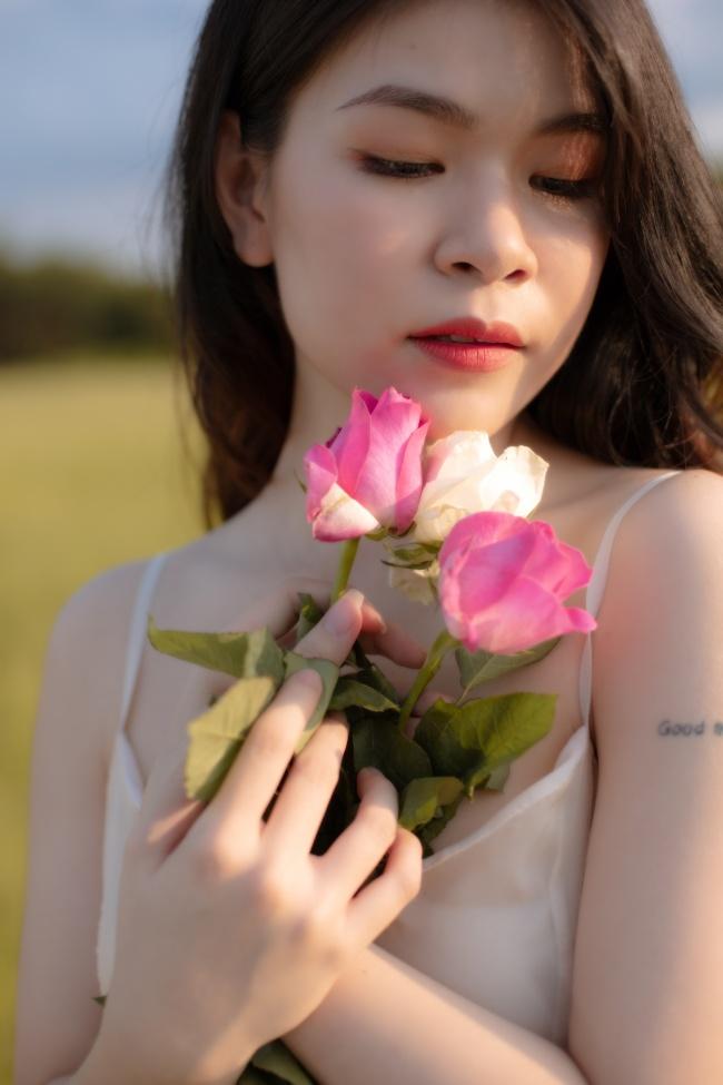 日韩性感美女艺术摄影图片大全