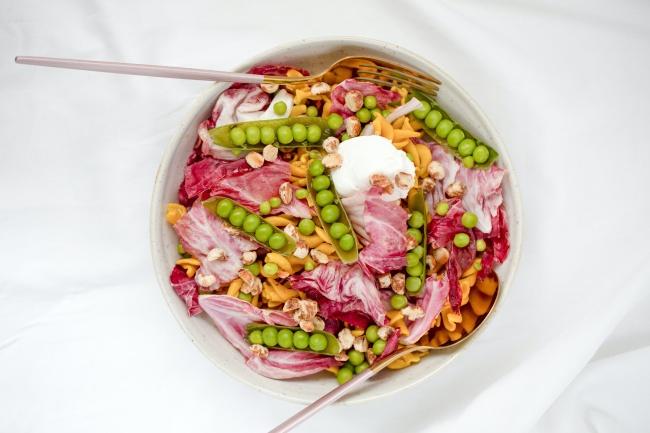 排骨炖毛豆食材高清图片