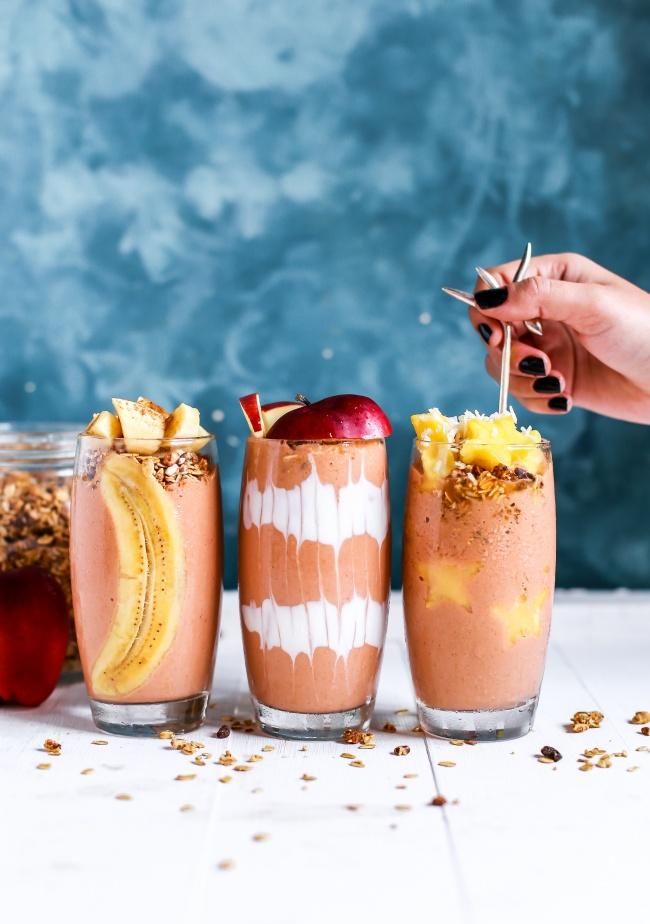 夏日果汁饮品图片素材