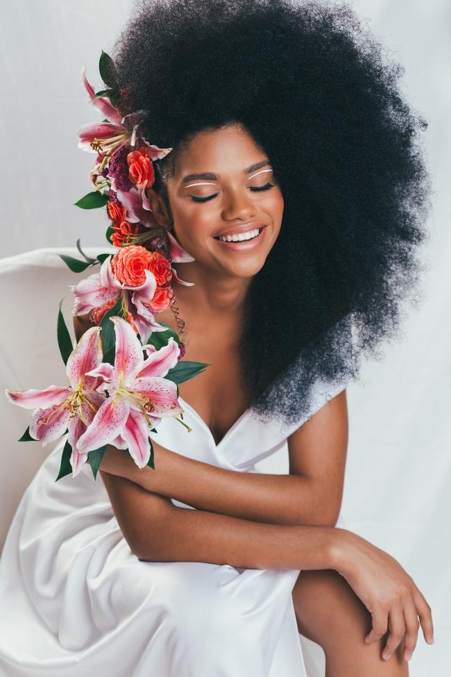 欧美时尚黑人艺术写真图片大全