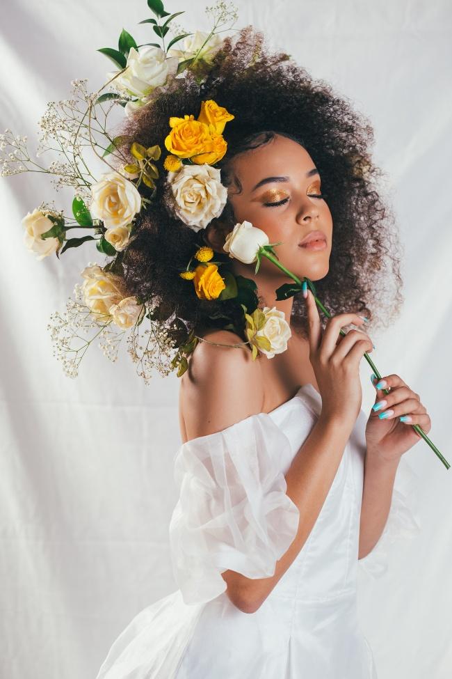 欧美美女时尚艺术人体模特图片下载
