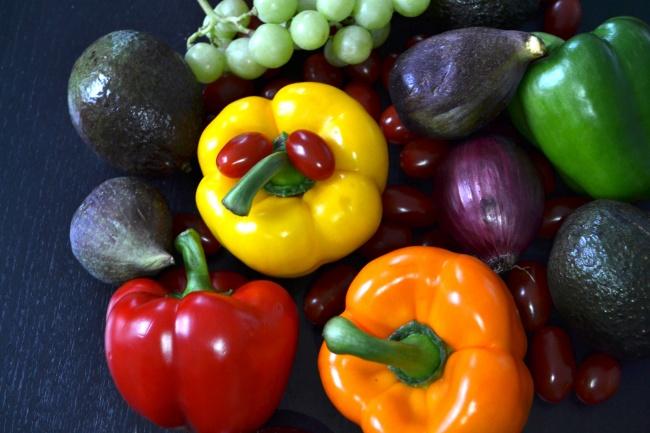 营养蔬菜水果精美图片