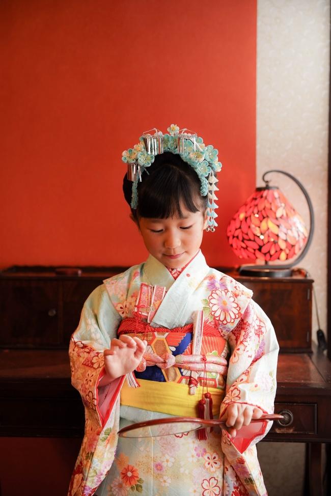 日本和服小美女精美图片
