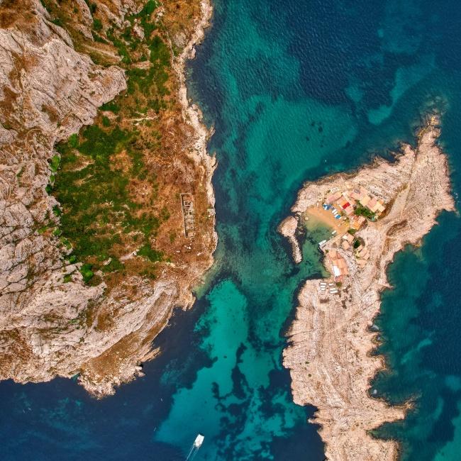 蓝色群岛图片大全
