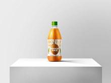 果汁饮料瓶子产品包装高端样机psd素材