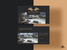 旅游名片设计模板psd素材