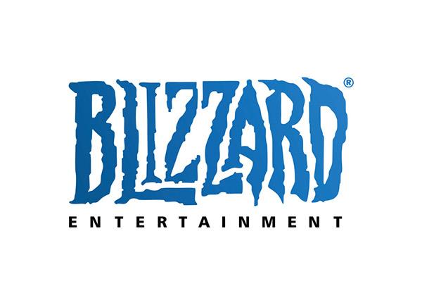 Blizzard暴雪娱乐logo标志图矢量