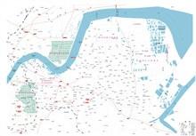 杭州萧山区地图矢量