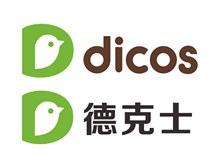 快餐品牌德克士logo标志图矢量图片