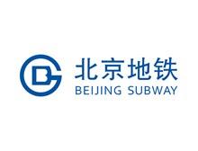 北京地铁logo标志图矢量图片