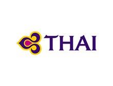 泰国航空标志图矢量图