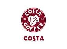 costa咖啡logo标志图矢量图片