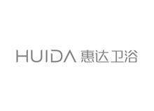 惠达卫浴logo标志图矢量素材