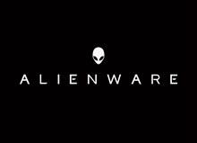 Alienware外星人logo标志图矢量