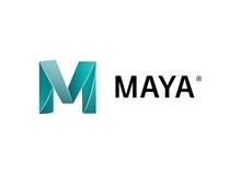 2017版MAYA玛雅图标logo图矢量图片