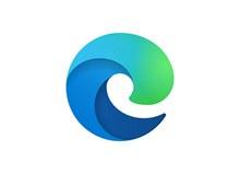 2019版Edge浏览器图标logo图矢量素材