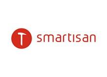 smartisan锤子手机logo标志图矢量