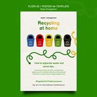 垃圾分类广告宣传海报