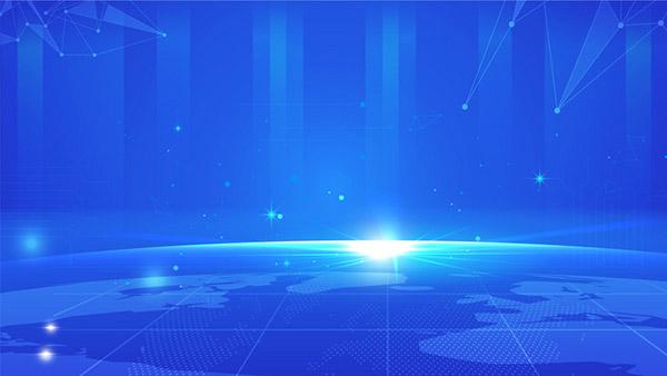 科技背景图光效元素矢量图片