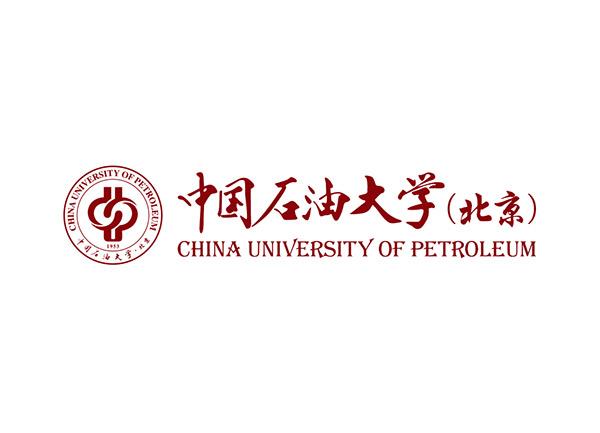 中国石油大学(北京)校徽矢量下载