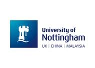 英国诺丁汉大学校徽矢量图片