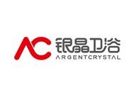 银晶卫浴logo矢量素材下载