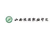 山西旅游职业学院校徽矢量图片