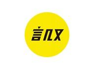 言几又书店logo矢量素材